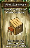 Wood Storehouse