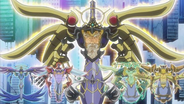 5Dx149 Temporal Machine Gods