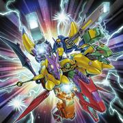 ABCXYZ-Dragon Buster Cannon