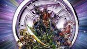 Legendary Six Samurai