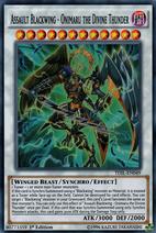 AssaultBlackwingOnimarutheDivineThunder-TDIL-EN-SR-1E