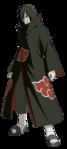 Orochimaru w stroju Akatsuki