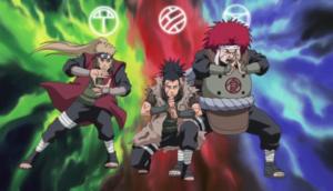 Legendarna formacja Ino-Shika-Chō