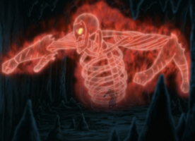 Szkielet Susanoo Itachiego