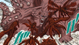 Jinchūriki atakują Ośmioogoniastego