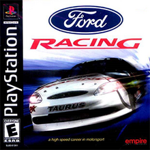 Ford Racing Coverart