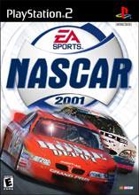 NASCAR game 2001