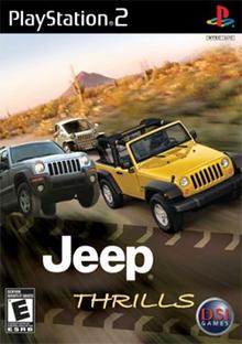 Jeep Thrills Coverart