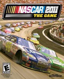 NASCAR 2011 cover