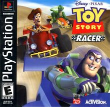 Toy Story Racer PS