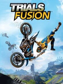Trials Fusion cover art