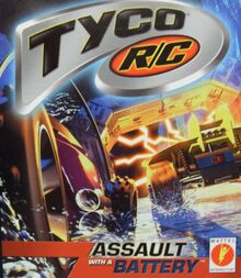 Tyco rc assault coverart
