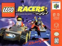 Lego Racers cover