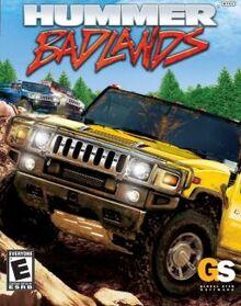 Hummer Badlands Coverart