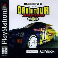256px-Car & Driver Presents Grand Tour Racing '98 Cover