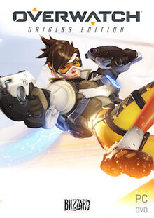 Overwatch cover art (PC)