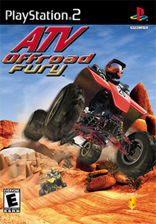 ATV Offroad Fury Coverart