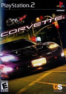 Corvette Cover
