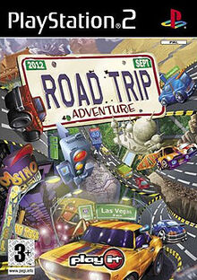 Road Trip Adventure cover art