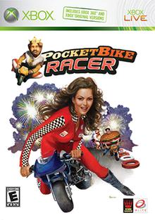 Pocketbike Racer Coverart