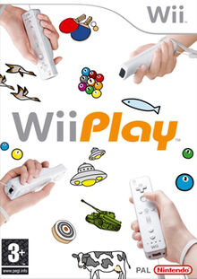 Wii Play Europe