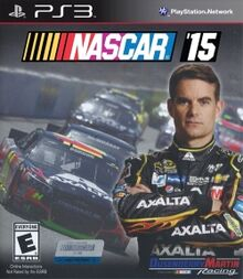 NASCAR'15 Video Game PS3
