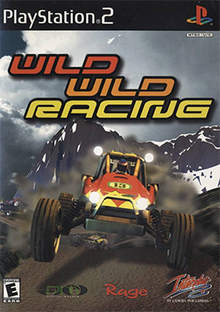 Wild Wild Racing Coverart