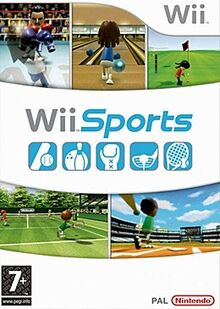 Wii Sports Europe