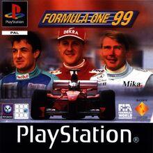 Formula 1 99-front