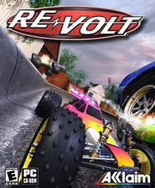 Re-Volt Coverart