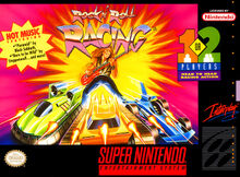 Rock N' Roll Racing Cover