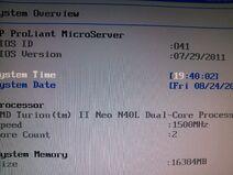 16GB BIOS