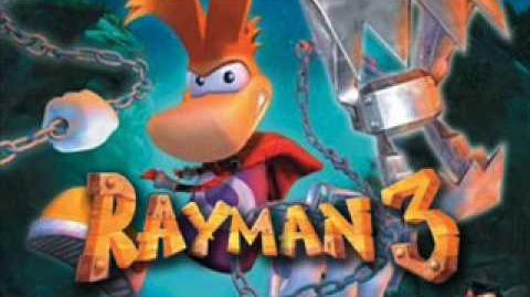Madder by Groove Armada Rayman 3 Main Theme