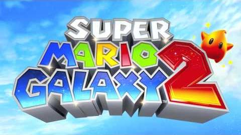 Super Mario Galaxy 2 Music - Slider