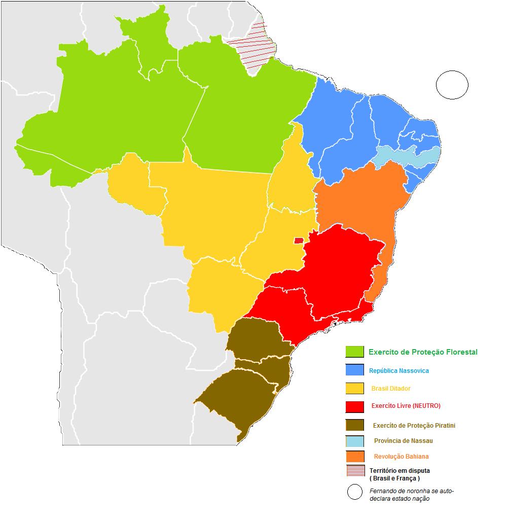 Imagem  Mapa politico Brasil THE LIGHTS OUTpng  Wiki Nacional