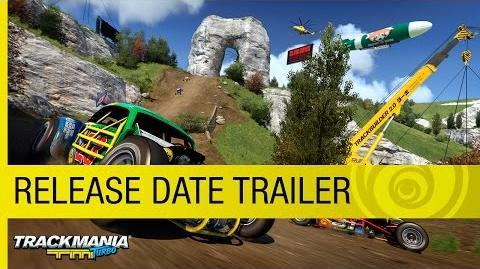 Trackmania Turbo - Release Date Trailer US