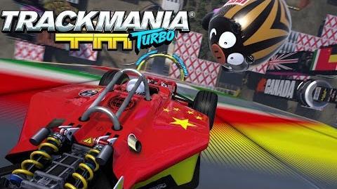 Trackmania Turbo - Announcement trailer - E3 2015 Europe