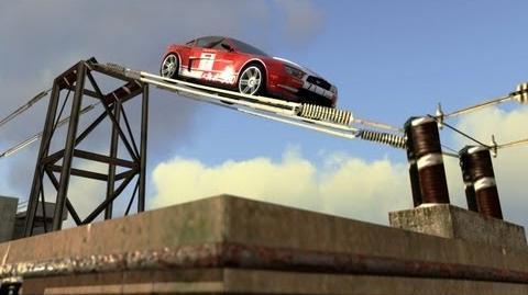 Platform Pack Trailer - TrackMania² Canyon