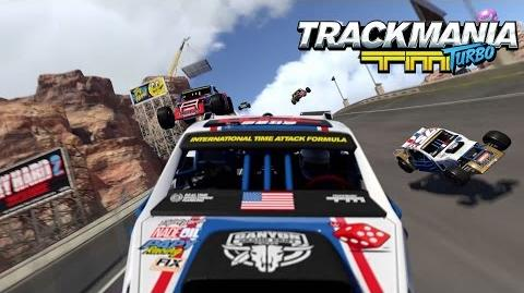 Trackmania Turbo – 4 environments, 4 driving styles EUROPE