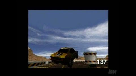 TrackMania DS Nintendo DS Trailer - Full Race Trailer
