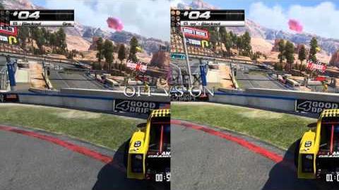 Trackmania Turbo gameplay - SweetFX cinematic graphics mod Windows 10