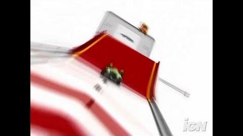TrackMania DS Nintendo DS Trailer - Trailer
