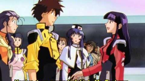 Martian Successor Nadesico - Ep. 13 (S) There is No Single Truth