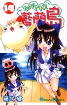 Nagasarete Airantou Volume 14