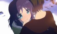 Nagi-no-asukara-chisaki-tsumugu-hug