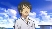 Nagi no asukara-03-tsumugu-laughing-happy-personality-normal