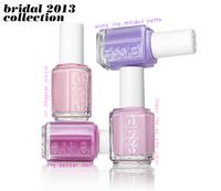 Essie bridal collection 2013