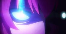 Karin makes a creepy expression
