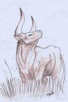 The cretan bull by pandorabox