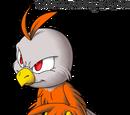 Yafeu the Eagle